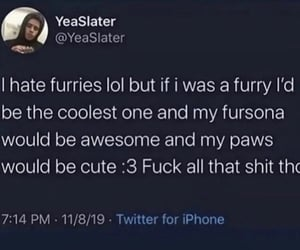 furries, furry, and idk image