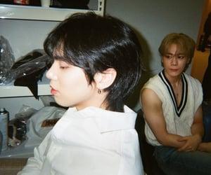 astro and kpop film camera image