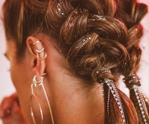 fashion, cabelo, and hair image