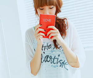 love, asian, and girl image