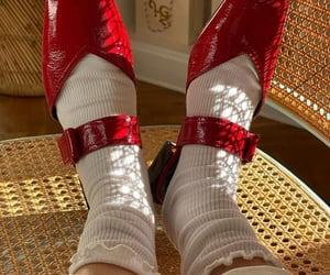 fashion, socks, and summer image