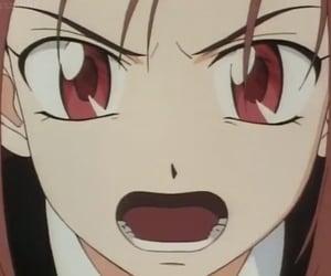 angry, anime girl, and anime image