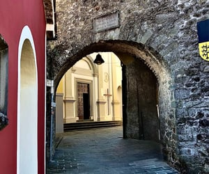 arch, church, and central italy image