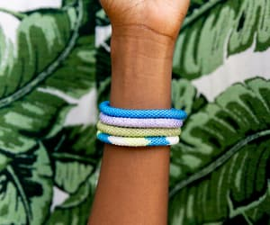 bracelets, collection, and handmade image