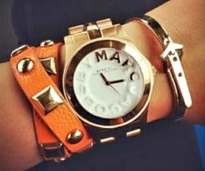 watches, jewelry, and marcjacobs image