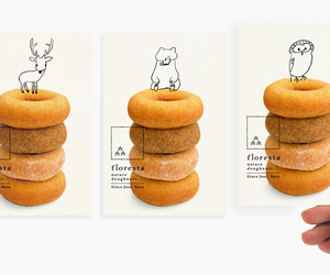 animals and donuts image