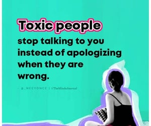 people, stop, and toxic image