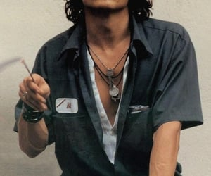 acessories, boy, and johnny depp image