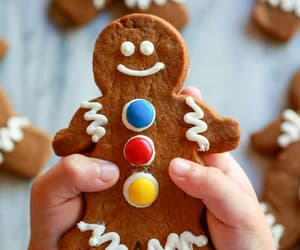 Soft & Chewy Gingerbread Men Biscuits