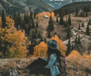 travel, autumn, and nature image