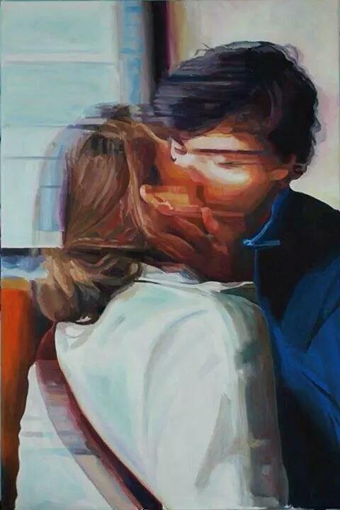amor, art, and bi image