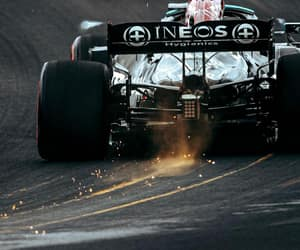 driver, lewis hamilton, and f1 image
