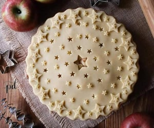 Apple Pie, apples, and pie image