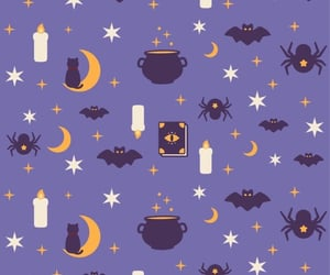 autumn, ghosts, and Halloween image