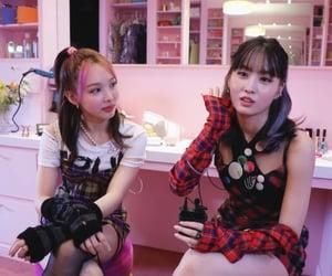kpop, momo, and im nayeon image