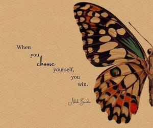 advice, butterfly, and choose image