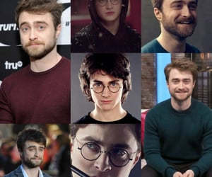 actor, hogwarts, and wizard image