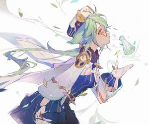anime, artwork, and illustration image