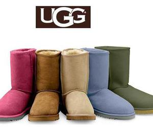 blue, green, and uggs image