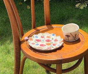 ceramics, garden, and green image