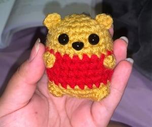amigurumi, crochet, and toy image