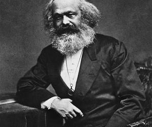 karl marx and marxism image