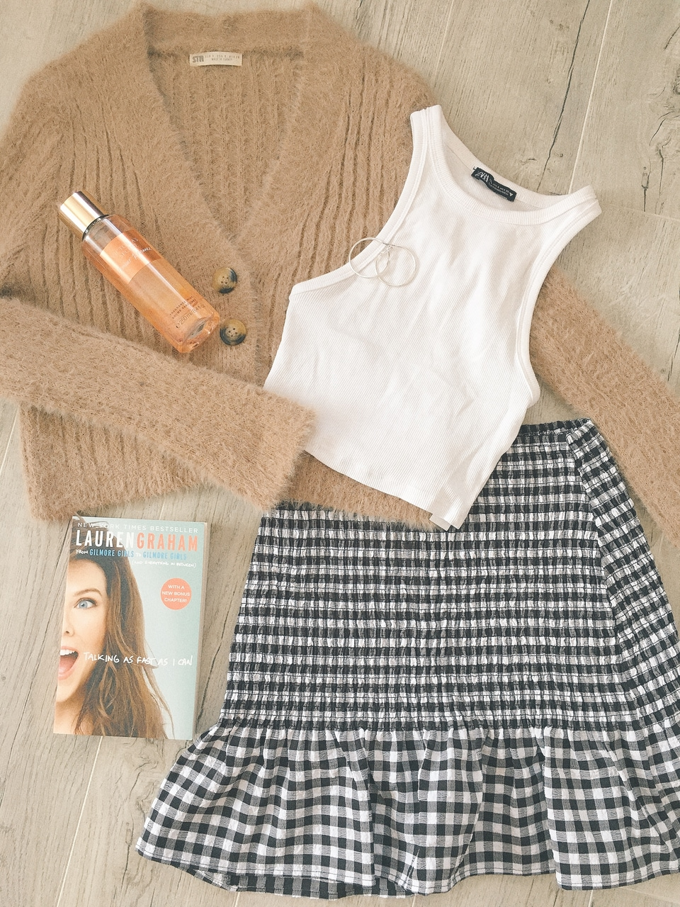 article, fall outfit, and ootd image