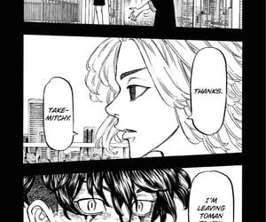 anime, manga, and panel image