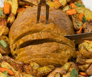 food, recipe, and thanksgiving image