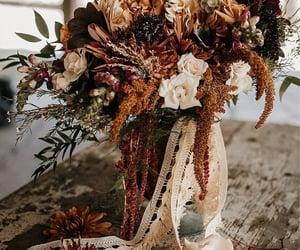 autumn, boho, and fall image