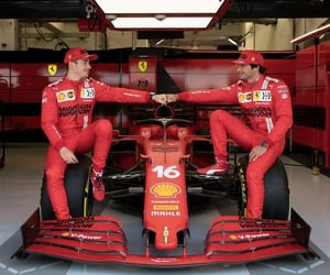 Formula One, red, and carlos sainz image