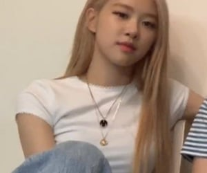 icon, blackpink, and kpop image