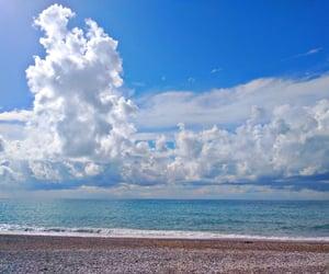 sea beach montenegro čanj image