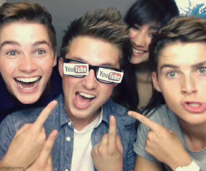 marcus butler, boy, and youtube image