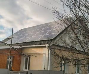 солнечные батареи, альтернативная энергия, and сетевая станция image