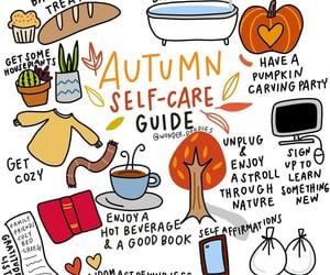 autumn, empowerment, and illustration image