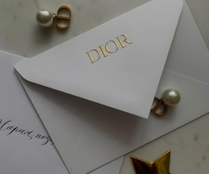 aesthetic, chic, and Christian Dior image