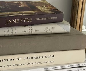 book, aesthetic, and charlotte bronte image