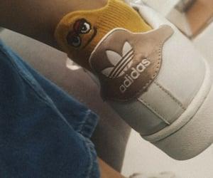 adidas, crazy, and sorry image