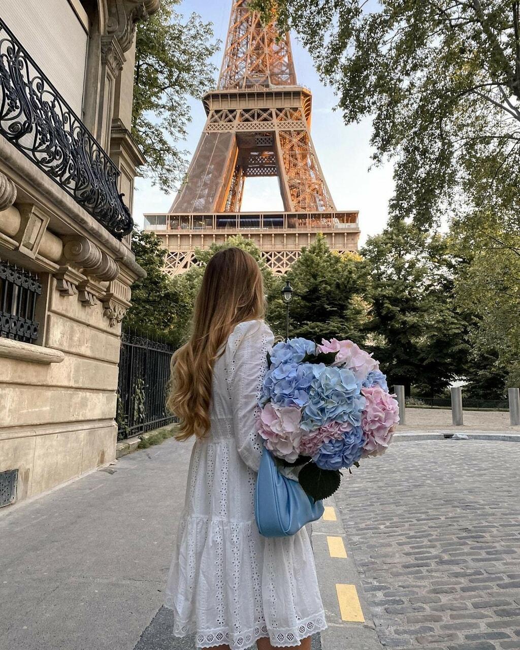 fashion, paris, and style image