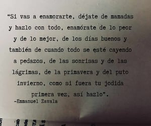 amor, quotes, and sentimientos image
