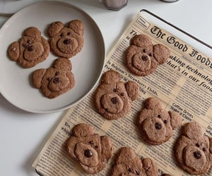Cookies, aesthetic, and food image