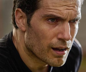 Henry Cavill and muscletech image