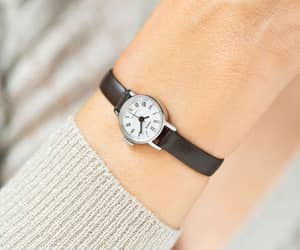 etsy, minimalist watch, and women watch vintage image