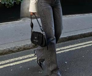 prada bag, street style, and everyday look image
