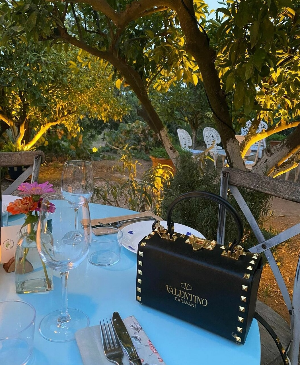 ibiza, restaurant, and Valentino image
