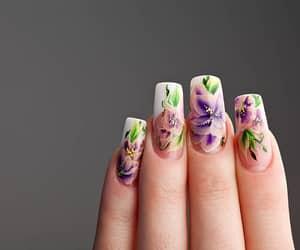 manicure, pedicure, and salão de beleza image