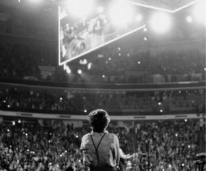 Harry Styles and love on tour image
