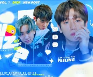 exo, amino, and kpop edit image