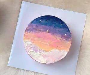 minimalist cake image